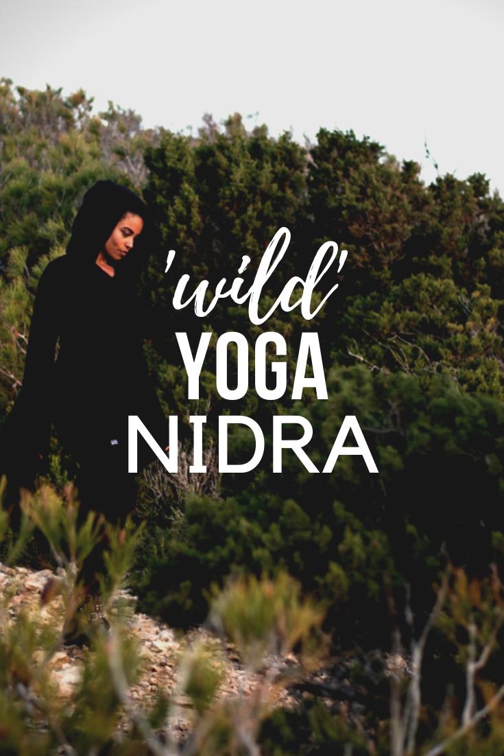 Wild Yoga Nidra Souldates